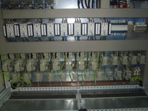 CCM - Cuadros Control Motores