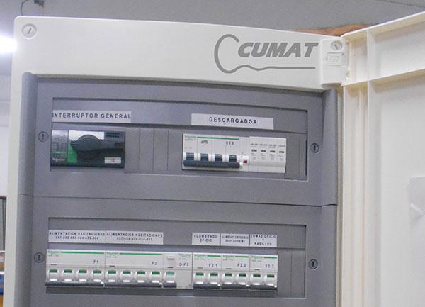 armarios electricos industriales