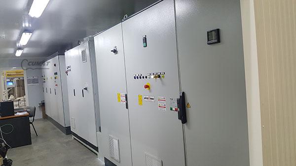 cuadro electrico industrial