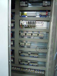 Cableado cuadro electrico industrial 1