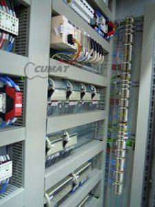 Cableado cuadro electrico industrial 3