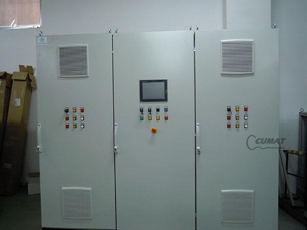 Cableado cuadro electrico industrial