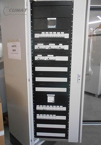 Cuadros electricos de control de produccion