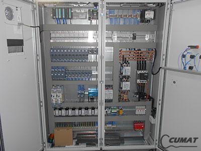 Fabricación cuadro eléctrico
