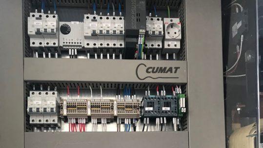 cuadros eléctricos de control de variadores
