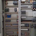 Cuadros eléctricos de control