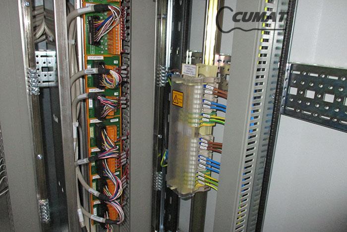 montaje y conexionado de un cuadro eléctrico