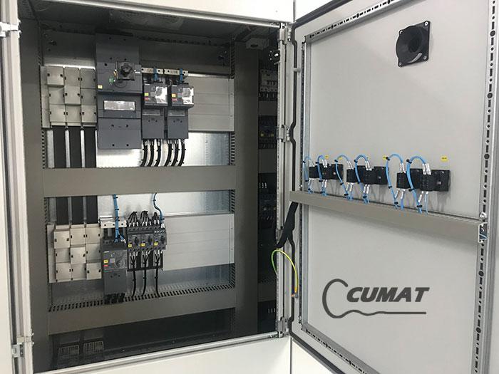 fabricación de un CCM