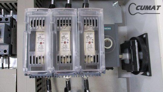cuadros eléctricos para control