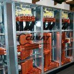 fabricación de cuadros de baja tensión