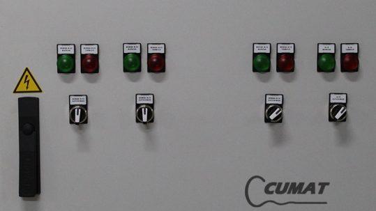 fabricación y montaje de cuadros eléctricos