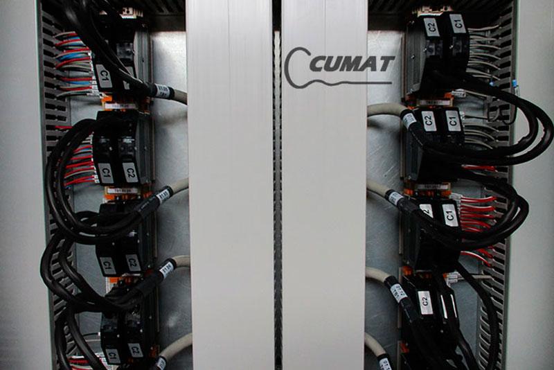 función de los armarios eléctricos